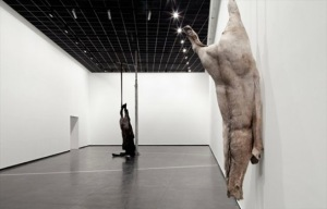 'We Are All Flesh' installation view at ACCA