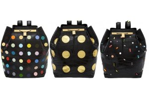 Luxury backpacks by Hirst & the Olsen twins