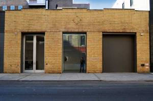 Haunch of Venison's New York space