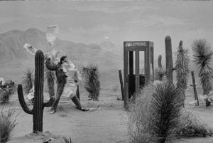 Dennis Hopper, 'Neil Young in Desert Shot', 1961-67