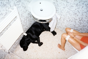 Giulia Agostini, from the series 'Dogs', n.d.