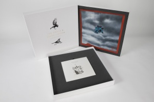 New Chills album featuring limited edition prints by Shane Cotton