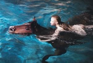 Steven Klein, 'Guinevere van Seenus in Vogue', 2005