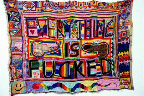 Paul Yore, 'Everything is Fucked', 2010