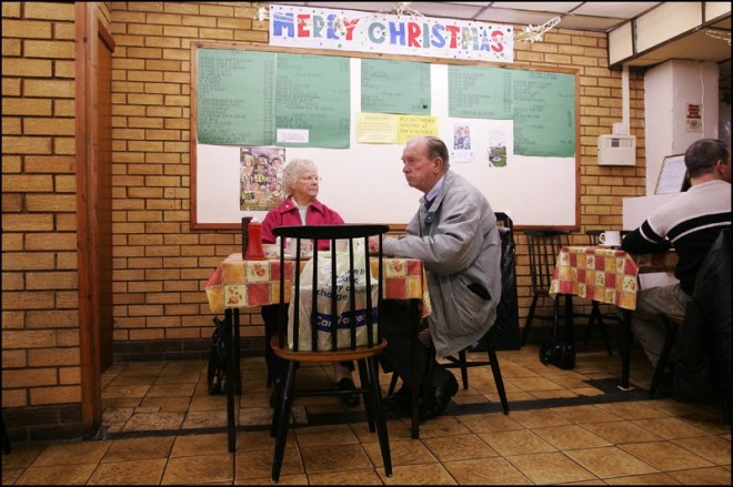 Martin Parr, from the 'Bored Couples' series, 2003