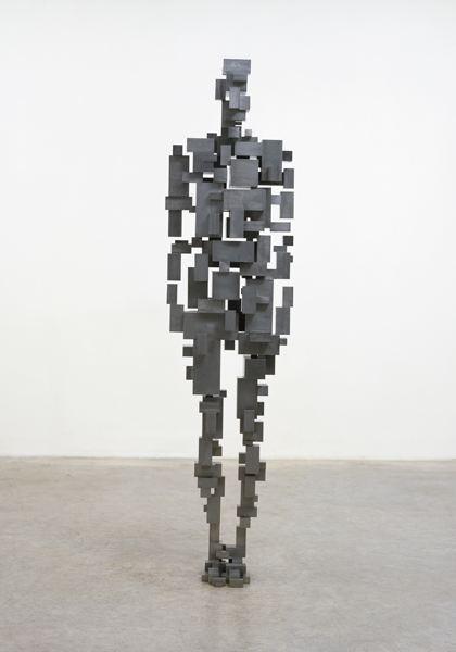 Antony Gormley, 'Sublimate II', 2004