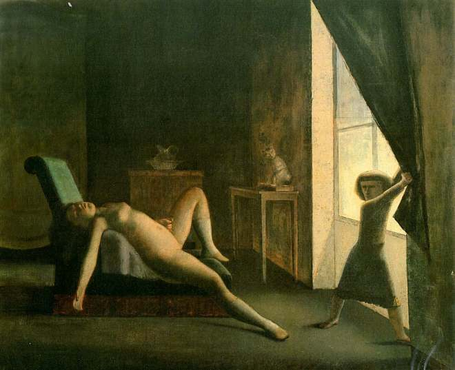 Balthus, 'The Room', c.1953