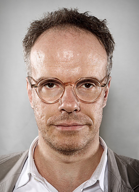 Serpentine Gallery co-Director Hans-Ulrich Obrist