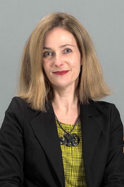 Dr Lara Strongman