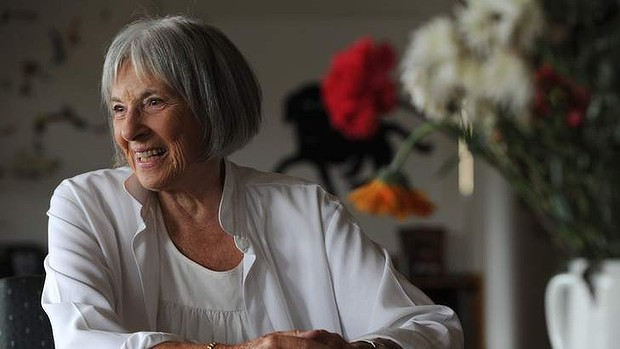 The late Betty Churcher
