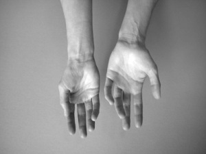 Peter Peryer, Julianne's Hands